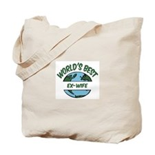 World's Best Ex-Wife Tote Bag