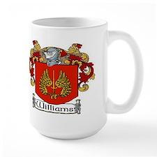 Williams Coat of Arms Mug