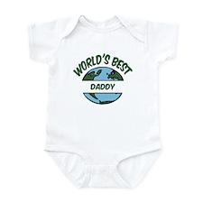 World's Best Daddy Infant Bodysuit
