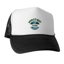 World's Best Cousin Trucker Hat