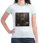 Octopus' lair - Old Photo Jr. Ringer T-Shirt