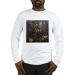 Octopus' lair - Old Photo Long Sleeve T-Shirt
