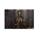 Octopus' lair - Old Photo Rectangle Magnet (10 pac