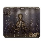 Octopus' lair - Old Photo Mousepad