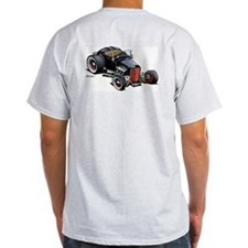 Deuce Roadster Ash Grey T-Shirt