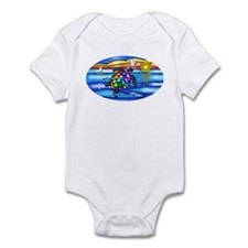 SeaTurtle 8 - OVAL Body Suit