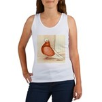 English Shortface Bald Women's Tank Top