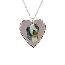 Cute Old english sheepdogs Necklace