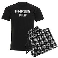 BIO-SECURITY CREW Pajamas