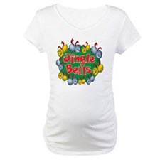 Christmas Cartoon Jingle Bells T Shirt