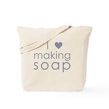 Funny Soap Tote Bag