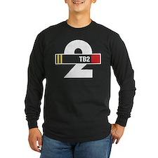 thunderbird-2-cafepress Long Sleeve T-Shirt