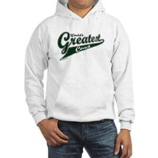 """World's Greatest Coach"" Hoodie"
