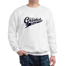 """World's Greatest Coach"" Sweatshirt"