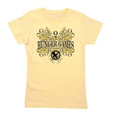 Hunger Games Tribal copy.png Girl's Tee