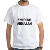 Awesome Abdullah Shirt