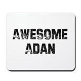 Awesome Adan Mousepad