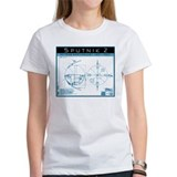 SPUTNIK 2 Blueprints Tee