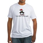 Bad Penguin Fitted T-Shirt