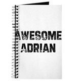Awesome Adrian Journal