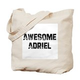 Awesome Adriel Tote Bag