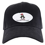Bad Penguin Black Cap