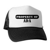 Property of Ada Hat