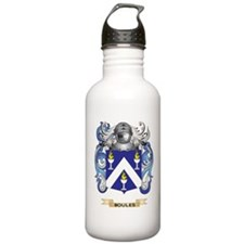 Boules Coat of Arms Water Bottle