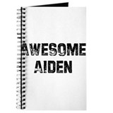 Awesome Aiden Journal