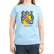 Boyer Coat of Arms T-Shirt