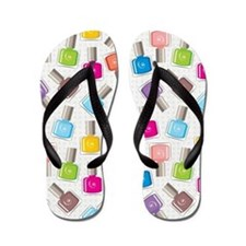 PAINT YOUR NAILS Flip Flops