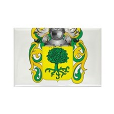 Boyle Coat of Arms Rectangle Magnet