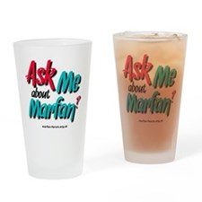 AskMe about Marfan? Drinking Glass