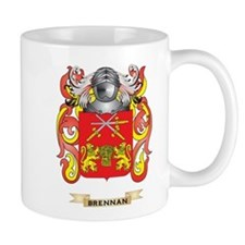 Brennan Coat of Arms Mug
