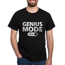 Genius Mode On T-Shirt