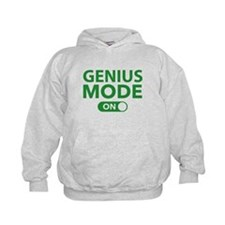 Genius Mode On Hoodie