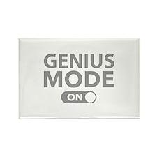Genius Mode On Rectangle Magnet