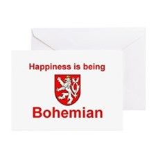 Happy Bohemian Greeting Cards (Pk of 10)