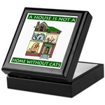 Cats Keepsake Box