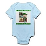 Cats Infant Bodysuit