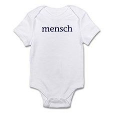 Mensch Infant Bodysuit