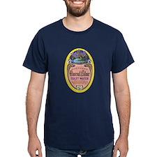Vintage Perfume Label T-Shirt
