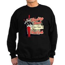 Marching Band Geek (Red) Sweatshirt
