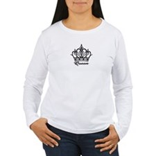 Queen Black Crown T-Shirt