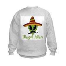 Illegal Alien Sweatshirt