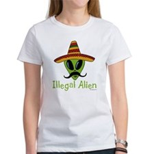 Illegal Alien Tee