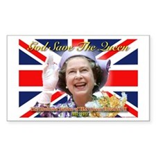 Queen Elizabeth Diamond Jubilee.jpg Decal