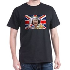 Queen Elizabeth Diamond Jubilee.jpg T-Shirt
