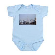 Unique Times square Infant Bodysuit