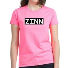 Howard Zinn Multicoloured Women's T-Shirt